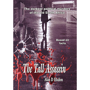 The Tall Assassin Book Cover by Alan D Elsdon